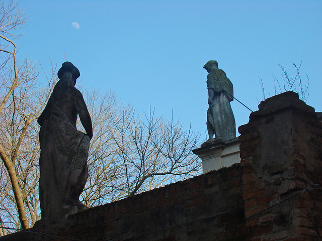 Giardino di Palazzo Soranzo Cappello