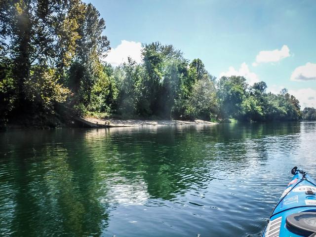 Savanah River with LCU-48