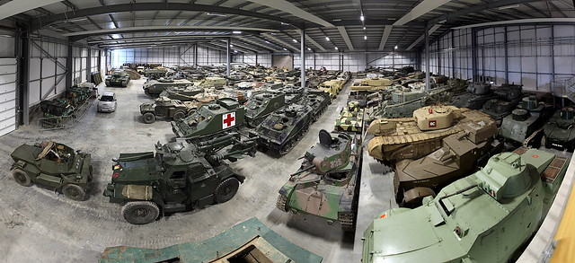 Armored Vehicles, The Tank Museum