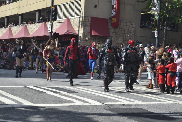 Dragon Con Parade 2018