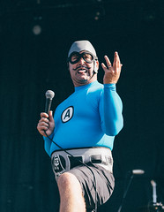 The Aquabats en Riot Fest de Chicago 2018