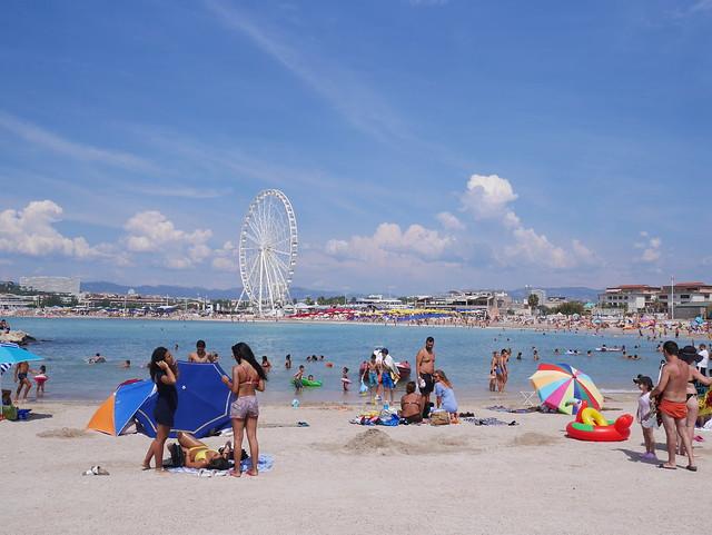 Plage du Prado - Marseille