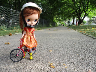 BPC#216 Blythes and Bicycles
