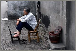 1986 S 911 K 62 Kina_21a Suzhou China 4.VI.1986. Flickr by Morton1905