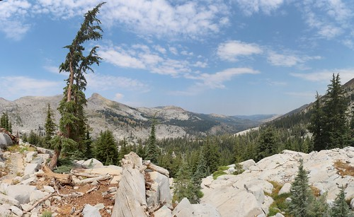 0485 Looking north down Rockbound Valley from Mosquito Pass on the Rubicon Trail | by _JFR_