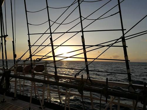 Bergen-Shetlannin saaret purjehdus | by Saaristomeren tutkimuslaitos blogi