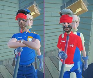 LJP Staff Weirdness | by TheBullethead