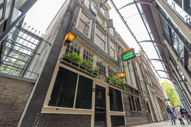 Wynand Fockink Proeflokaal and Spirits
