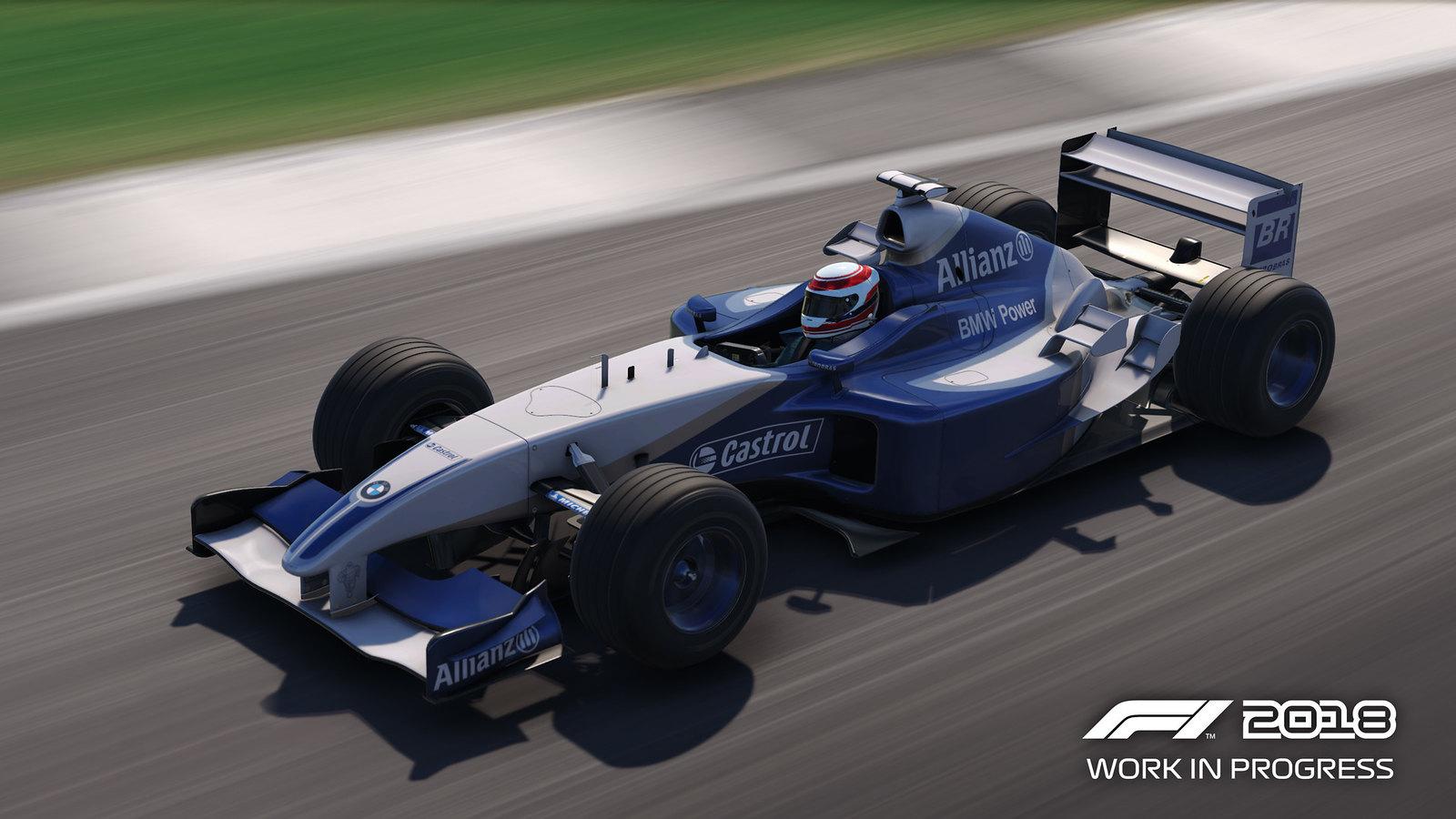 Codemasters F1 2018 Game 6
