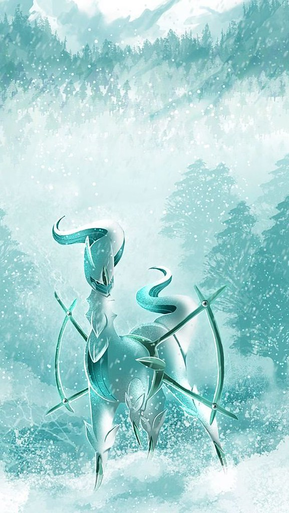 ... Pokémon Arceus - #pokemon iPhone wallpaper mobile9 | by kw_geek