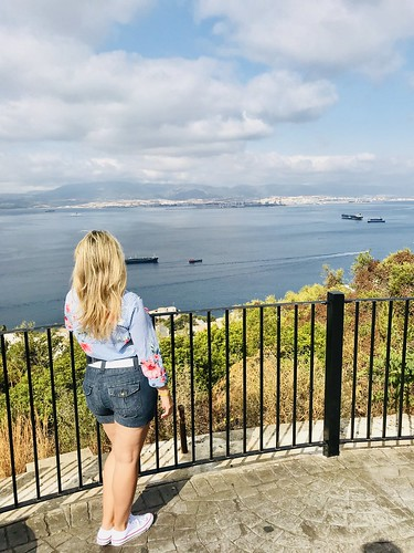 View from Gibraltar | by iamsittingpretty