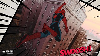 Share of the Week - Marvel's Spider-Man SWINGING | by PlayStation.Blog