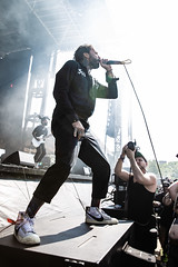 The Fever 333 en Riot Fest de Chicago 2018