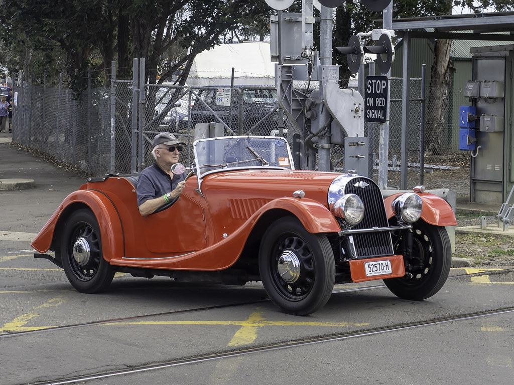 1947 Morgan 4/4 Convertible