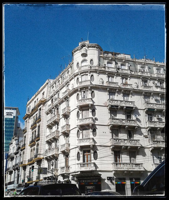 Barrio de Abasto  Buenos Aires Argentina