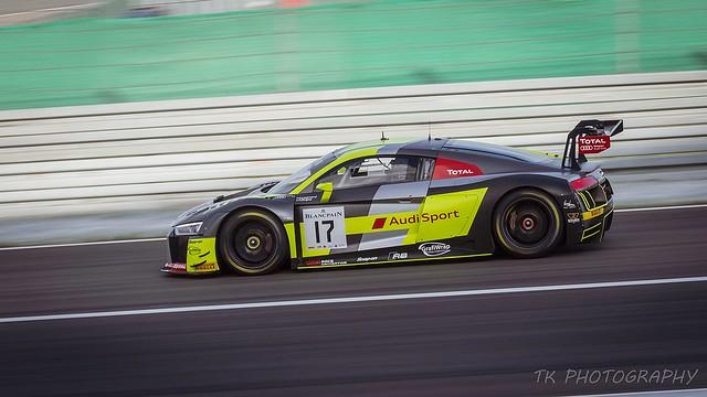 Audi Sport Team WRT Audi R8 LMS GT3 - Blancpain GT Series Nürburgring 2018