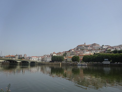 Coimbra and Mondego river | by Zugführer