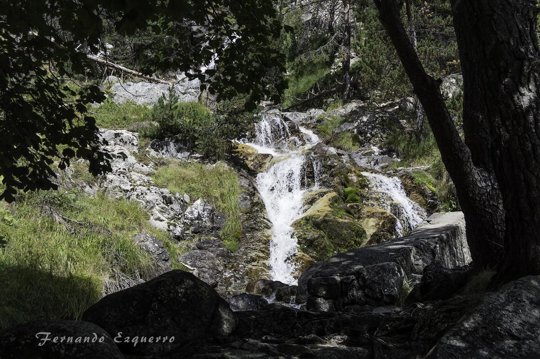 Balneario de Panticosa, Cascada de Argualas