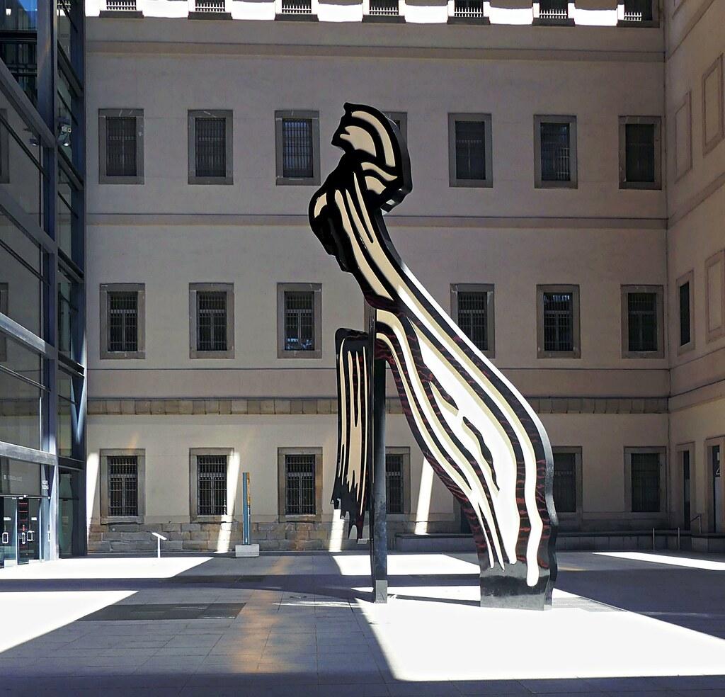 A23 Museo Nacional Centro De Arte Reina Sofia Madrid Flickr