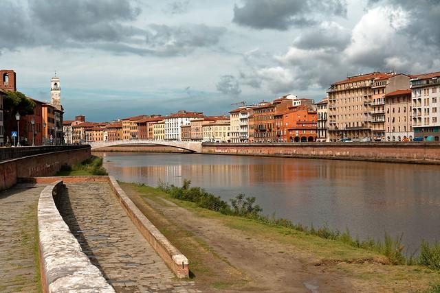 Pisa / Arno river