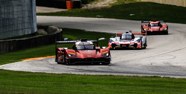 2018 IMSA WeatherTech Series Road America Continental Tire Road Race Showcase (Practice and Qualifying) - Mazda DPi