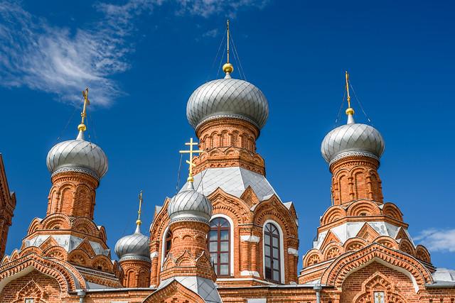Exaltation of the Cross Church (Moscow Oblast) / Крестовоздвиженский храм
