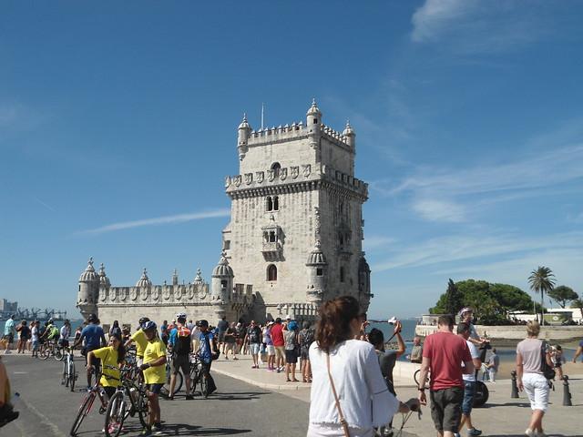 La Torre de Belém, Lisboa/Lisbon, Portugal - www.meEncantaViajar.com