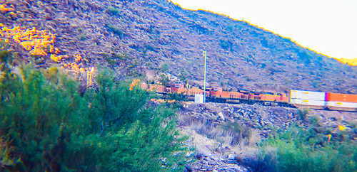 eastbound atsf bnsf mcconino arizona kingmancanyon seligmansub sunrise