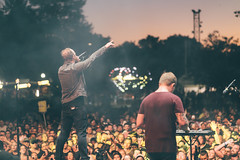 The Wonder Years en Riot Fest Chicago 2018