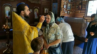 2018 08 24 Pray for Peace in Ukraine in the Independence day   by kazanska