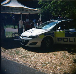 Police   by Tiger Mendoza