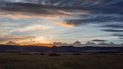sunset paysage june kenia masaimaranp nature transmara riftvalleyprovince kenya ke coth5