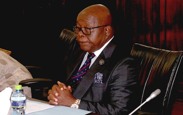 Ghana-2018-07-10-UPF-Ghana Visits Speaker of Ghana's Parliament