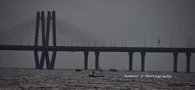 Mumbai Worli Sea Link