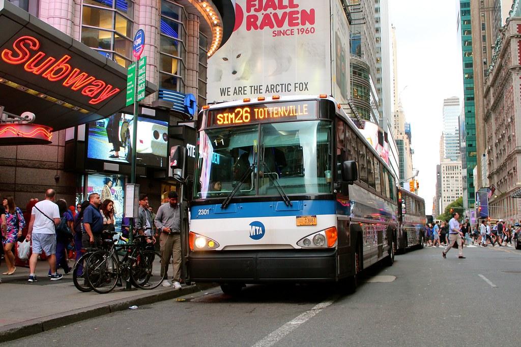 New Staten Island (SIM) express routes | Around the Horn | Flickr