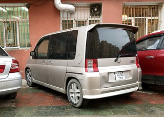 Honda Mobilio Jdm Rob Flickr