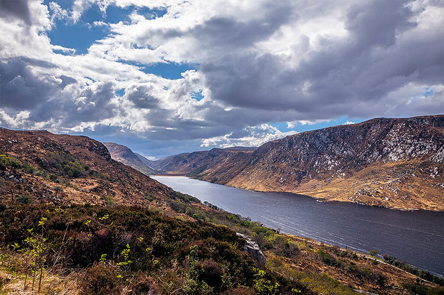 Lough Veagh, Co. Donegal, Ireland.