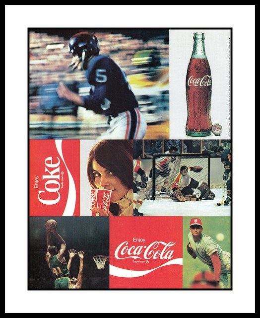 Coca-Cola, 1972