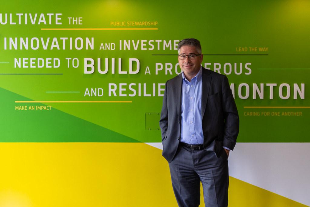 EEDC CEO Derek Hudson