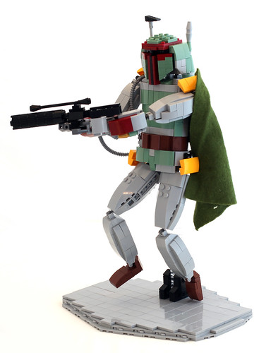 Boba Fett version 3 | by henlorentzen