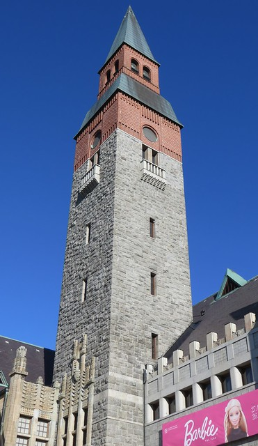 National Museum of Finland Tower (Helsinki, Finland)