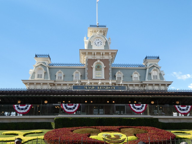 Magic Kingdom, Walt Disney World - Orlando, FL (1)