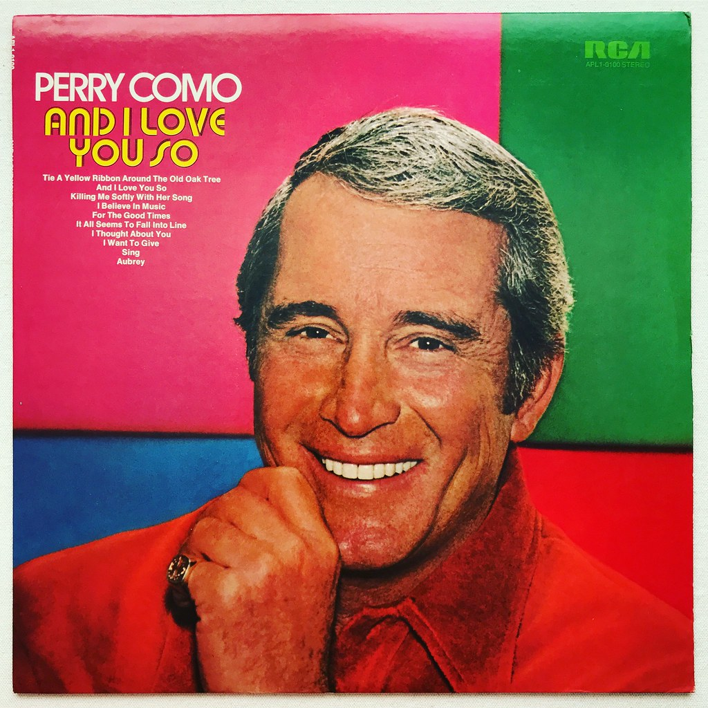 and i love you so perry como mp3 free download