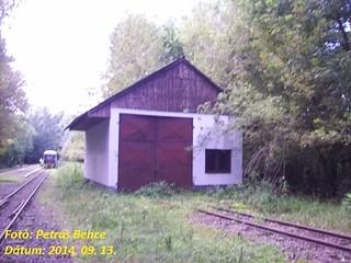 Mozdonyszín + CDH08-407 Bárányfok, 2014. 09. 13.