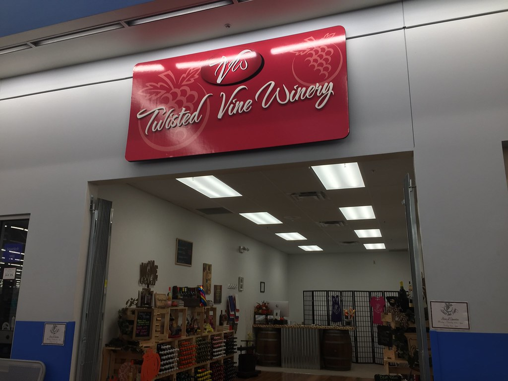 twisted vine winery this walmart