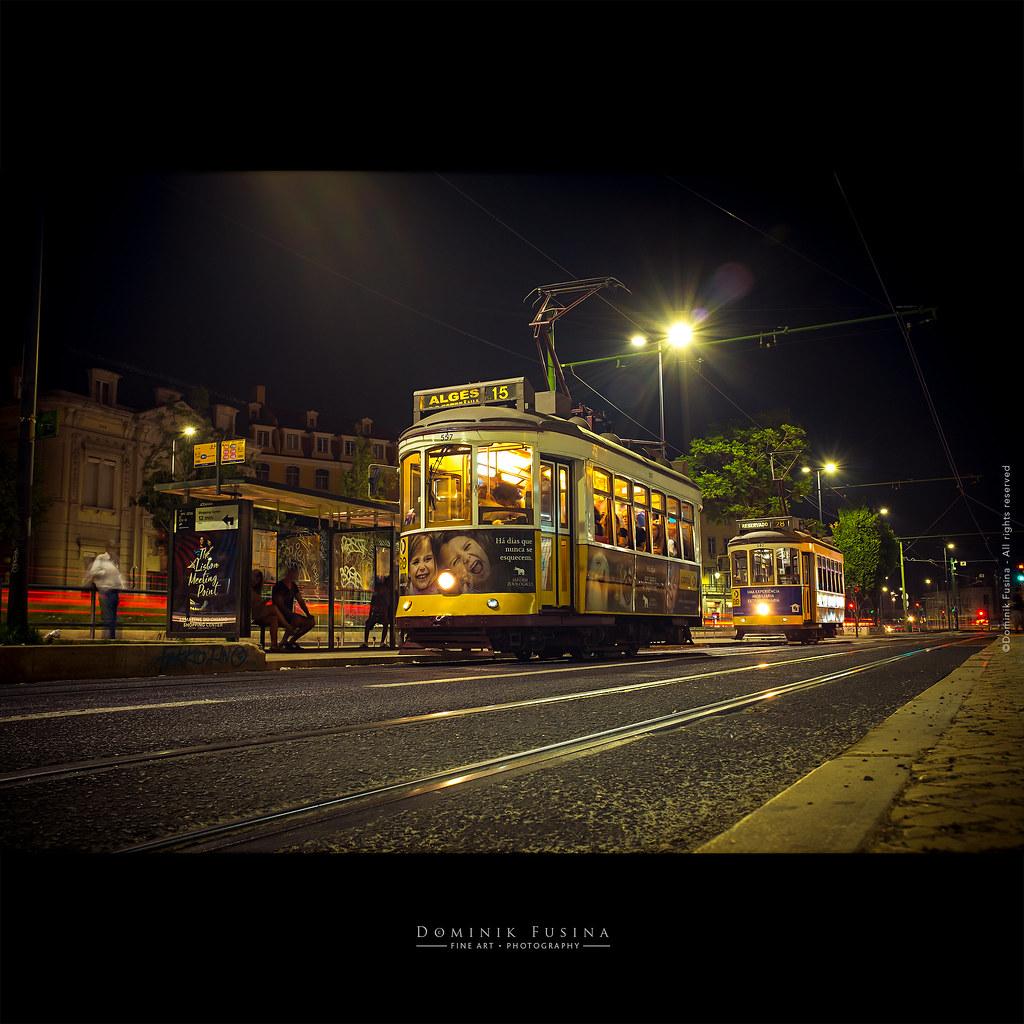 Lina 15 Tramway | Lisboa
