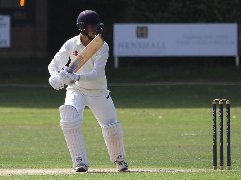 Wellington CC 1st XI v Brockhampton CC 1st XI 01-09-18 (1)