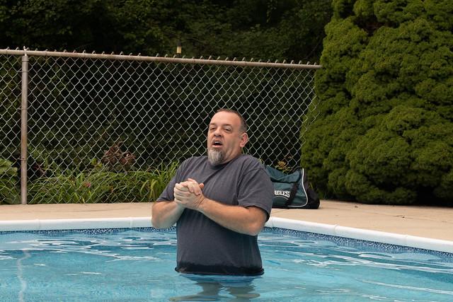 2018 SCC Water Baptism