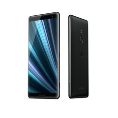 Xperia XZ3_Group_Black_Front40_Back40