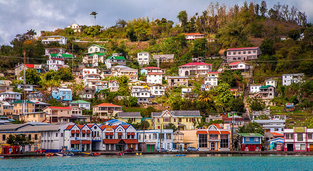 St. George's, Grenada - On the Waterfront